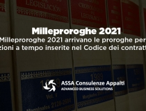 Milleproroghe 2021